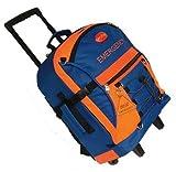 Emergency Preparedness Rolling Backpack