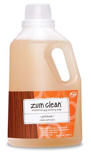 Zum clean laundry soap - patchouli, 64 Fluid Ounce