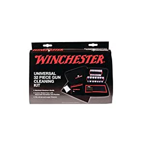 Winchester 32 Piece Universal Gun Cleaning Kit