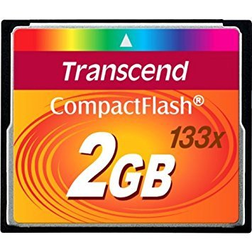 COMPACTFLASH CARD, 2GB, 133X Computers, Electronics, Office Supplies, Computing by Transcend