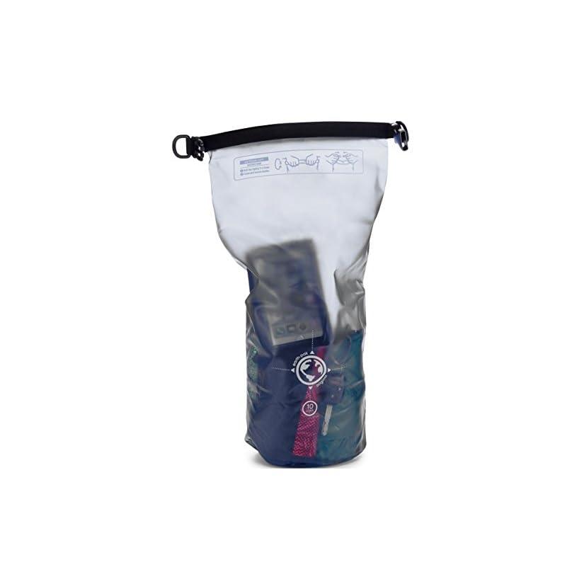 370e21cf2baa Earth Pak Dry Bag and Waterproof Phone Case - 10L   20L ...