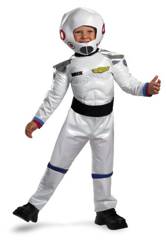 Blast Off Astronaut Boys Costume, 4-6