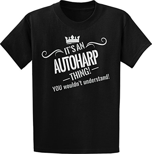 Threads of Doubt It's An Autoharp Thing! You Wouldn't Understand! Grunge T-Shirt