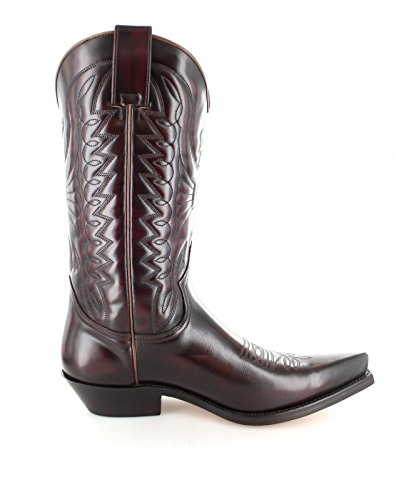 colours 1920 different in Western Mayura Boots Burdeos Red Boots Cowboy qv0q6w