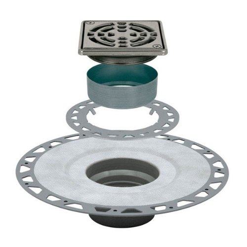 Schluter Kerdi Drain Stainless PVC Version