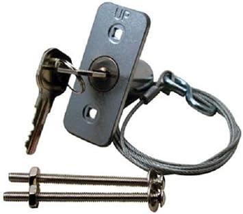Chamberlain G7702cb P 7702cb Quick Release Lock Garage Door Opener Part Keypads Remotes Garage Doors Openers Parts