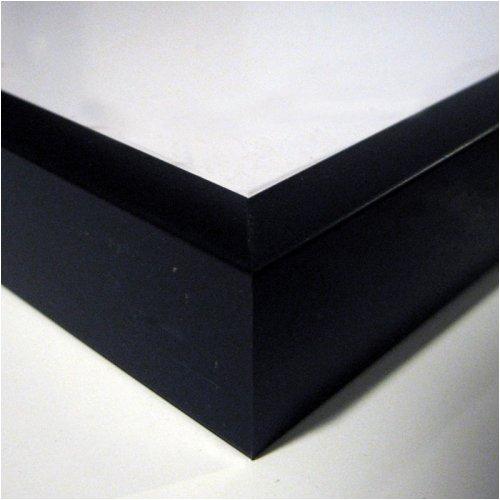 Black Aluminum Poster / Print Frame (Size: 27