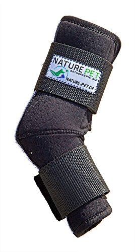 4 1/2 Boot Knee Inch (Dog Hock Brace/Ankle joint Bandage for Dogs/Hock Joint Wrap (S (4)))