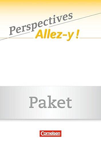 Perspectives - Allez-y !: A1 - Kurs- und Übungsbuch und Sprachtraining im Paket: Mit Wortschatztrainer, CDs und Video-DVD