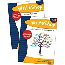 Write Shop 1 Basic Set (Teacher's Manual & Student Workbook)