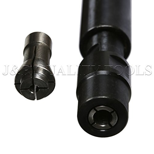 5 EXTENSION PNEUMATIC POWER POWERED EXTENDED LONG SHAFT AIR DIE GRINDER TOOL