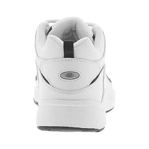 Easy Black Women's Romy Spirit Sneaker White SrSXAB