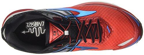 Blue Frenchblue Shoes 8 Ravenna Brooks Running Men's Highriskred Red 666 Black IxzF4X