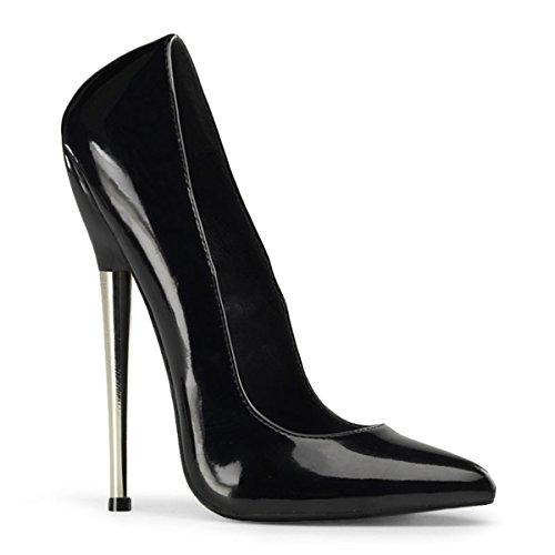 Devious - Zapatos de vestir para mujer Schwarz