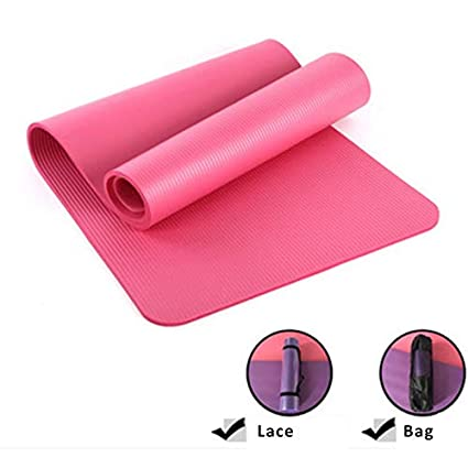 YOOMAT Childrens Gym Yoga Mat 10 mm con Bolsa para ...