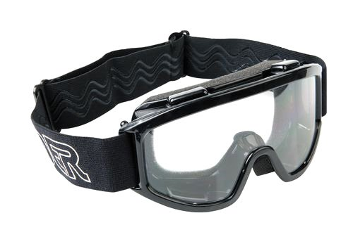 Raider Goggle (Black, Size Youth), Outdoor Stuffs