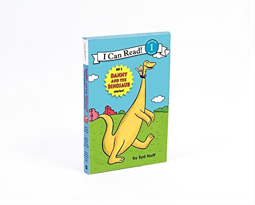 Danny and the Dinosaur 3-Book Box Set: Danny and the Dinosaur; Happy Birthday, Danny and the Dinosaur!; Danny and the Dinosaur Go to Camp (I Can Read Level 1)