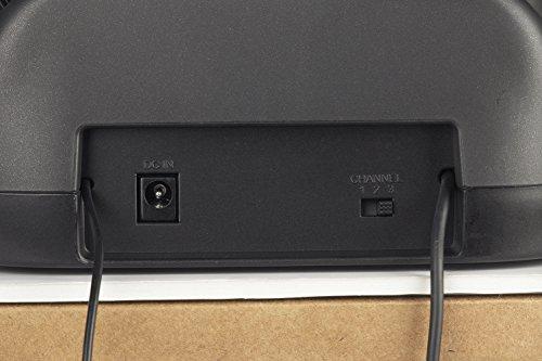 RCA Wireless 900MHz Full Size Headphones WHP141B: Amazon.ca ...