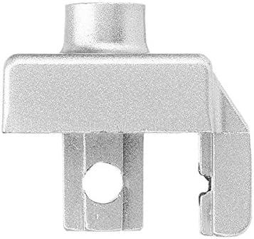 ChaRLes Profil En Aluminium Machifit Support Fixe Pied Connecteur Avec /Écrou Et Vis Pour 4040 Profil En Aluminium