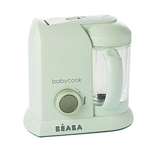 新しい到着 BEABA Babycook ミキサー& Macaron 4 in in BEABA 1スチームクッカー& ミキサー& Dishwasher Safe、4.5カップ (Pistachio) [並行輸入品] B07BHLVTTZ, モトヨシチョウ:1d86cc82 --- a0267596.xsph.ru