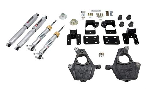 Belltech 1001SP Lowering Kit, 15-17 Ford F150 (All Cabs Short Bed) +1