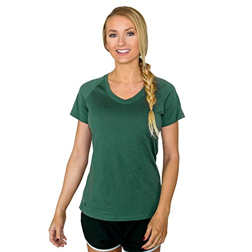 Top 10 Best Merino Wool Women's Summer T-shirts Reviews 2017-2018 cover image