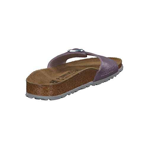 Madrid Purple Fascination Mules Animal Birkenstock para Mujer fCgSqSxw