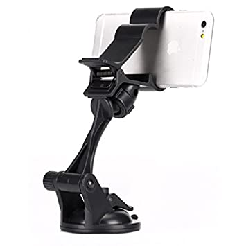 Galaxy S5//S6//S7//S8//S9,Note8 Google Black+red Car Phone Holder,Hi Devil Universal Air Vent Mount Bracket Cradle for iPhone X//8//7//7P//6s//6P//5S Huawei and More LG Olefu Devil Air Vent Mount