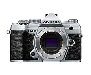 Olympus OM-D E-M5 Mark III Body Silver (B07XZBYZ1S) | Amazon price tracker / tracking, Amazon price history charts, Amazon price watches, Amazon price drop alerts
