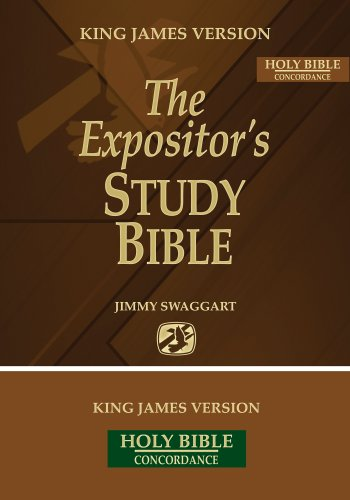 The Expositor's Study Bible Pdf