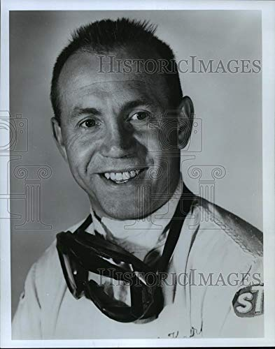 (1969 Press Photo Arnie Knepper, US race car driver - mjt03842 - Historic Images)
