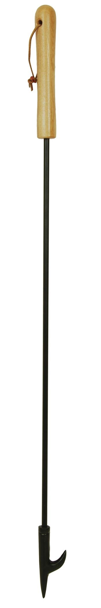 Campfire Fire Place Tender Poker, Extra Long 36-inch by Wilcor