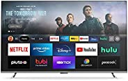 """Introducing Amazon Fire TV 65"""" Omni Series 4K UHD smart TV with Dolby Vision, hands-free with"""