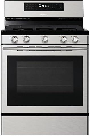 Amazon.com: Samsung NX58H5600SS Cocina de gas independiente ...
