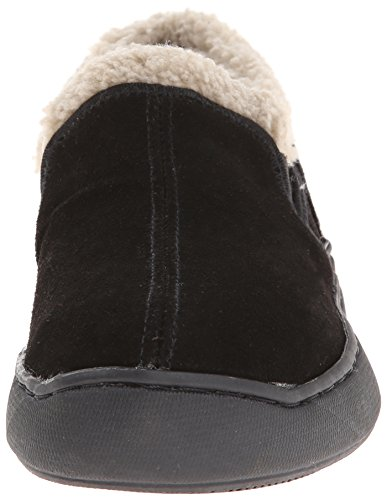Lb Evans Mens Roderic M Slip-on Mocassino Nero
