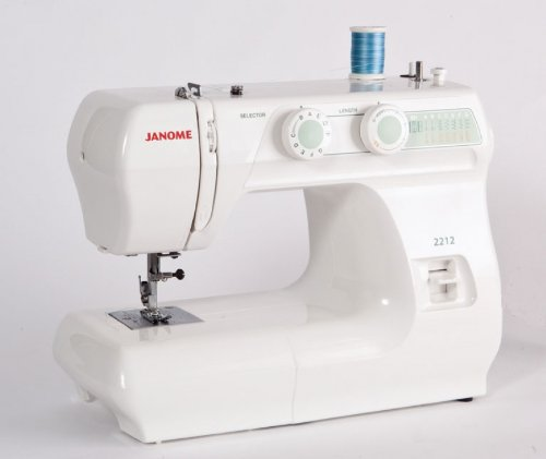Janome 2212 Sewing Machine (Husqvarna Sewing Machine)