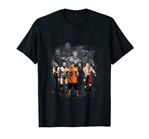 WWE Group Of Champions T- -