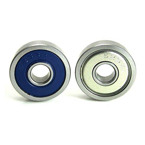 (CASTLE 1512 1Y - 2650KV Hybrid Ceramic Brushless Motor Ball Bearings )