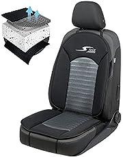 Car Comfort 11652 Nakładka Na Fotel Samochodowy, Nakładka Na Siedzenie S-Race, Czarny