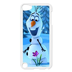 iPod Touch 5 Case White Frozen Phone cover V92789809