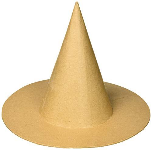 Craft Ped Paper CPLAC1094 Mache Witch Hat Medium 8