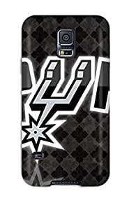 MitchellBrownshop san antonio spurs basketball nba (36) NBA Sports & Colleges colorful Samsung Galaxy S5 cases