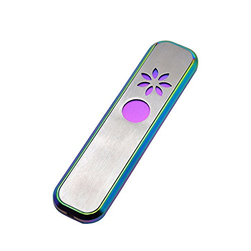 New Design Metal Dry Herb Portable Pocket Kit (Rainbow)