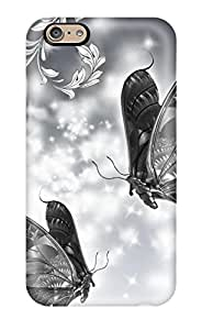 Holly M Denton Davis's Shop Hot For Iphone 6 Tpu Phone Case Cover(silver)