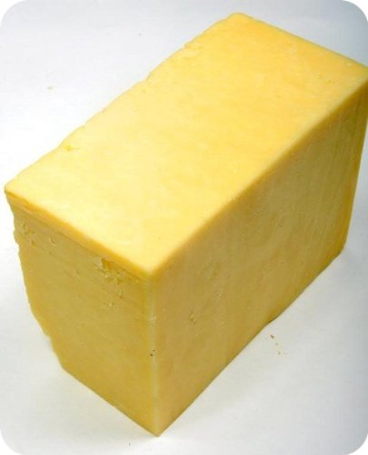 Red Leaf Quebec Cheddar Cheese (Whole Block) Approximately 40 Lbs by For The Gourmet (Image #1)