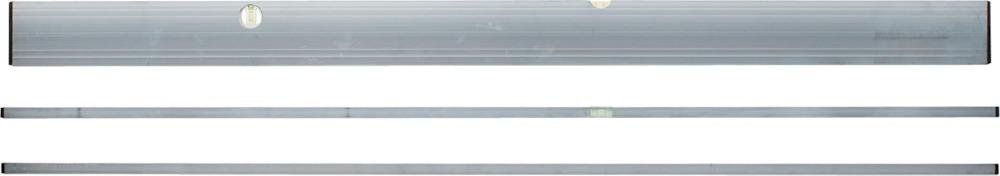 mit 1 Horizontal-Libelle und 1 Vertikal-Libelle 100 cm STABILA Richtscheit Type AL-2L