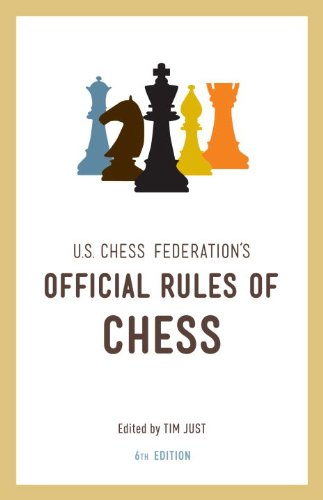 United States Chess Federation's Official Rules of Chess, Si