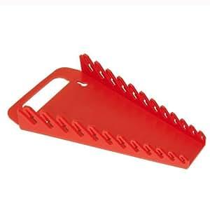 Ernst Manufacturing 5015-Red Gripper 12-Wrench Organizer by Ernst Manufacturing