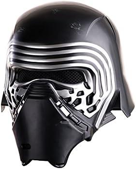 2-Pc. Star Wars The Force Awakens Adult Kylo Ren Helmet