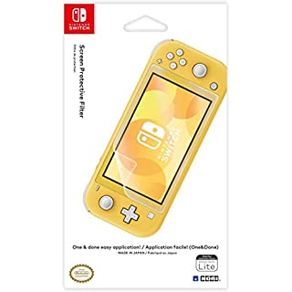 Nintendo Switch Lite Screen Protective Filter by HORI - Officially Licensed by Nintendo